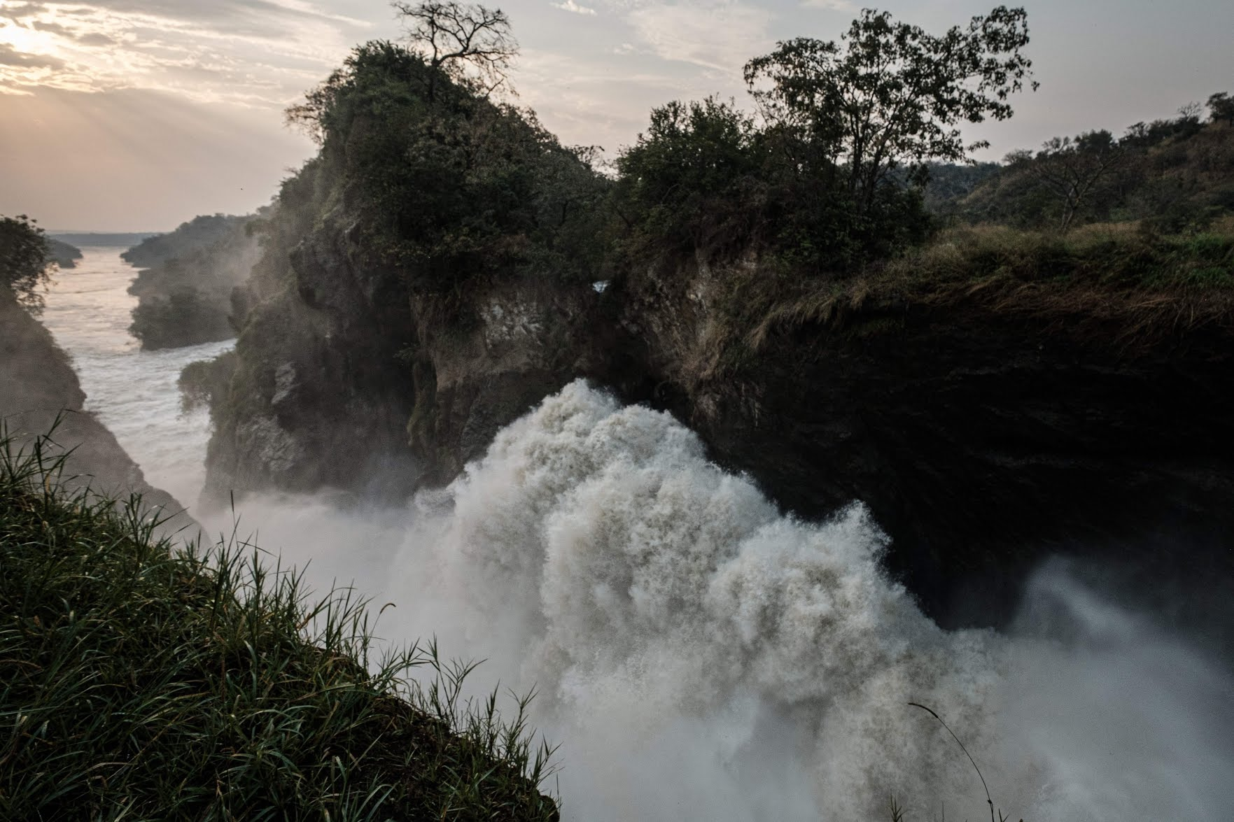 Uganda joins the right s of nature movement but won't stop oil drilling